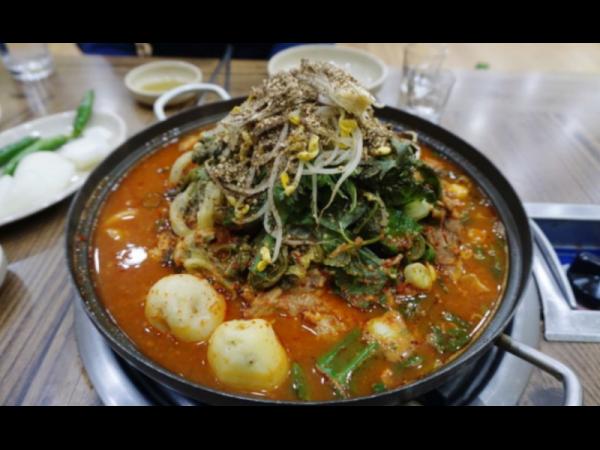 [광주 북구] 매콤하고 진하게 우려낸 감자탕