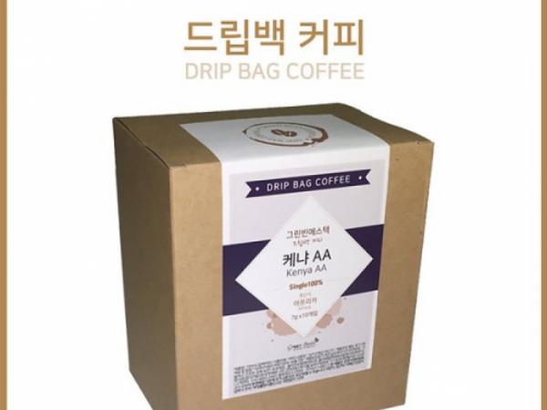[배송] 미스터그린빈 그린빈에스텍 고급드립 커피