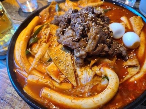 [강남구] 맛있는 재료로만 만든 차돌떡볶이