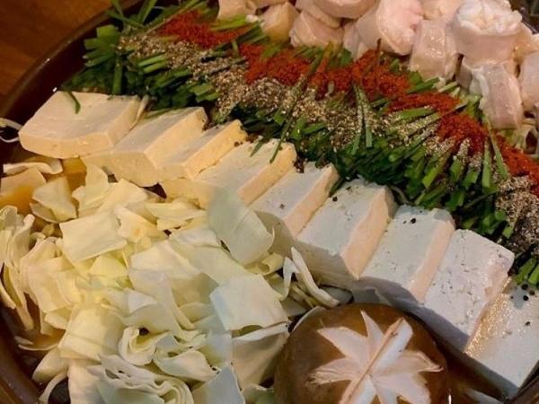 [강남구] 채소가득넣어 먹는 모쯔 나베