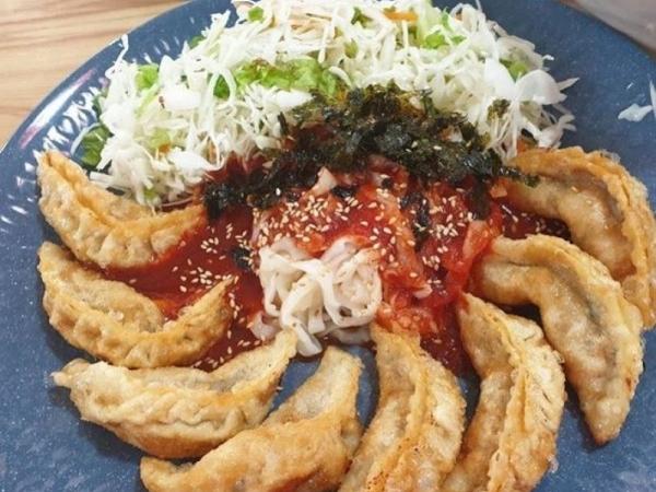 [전북 익산] 수제소스로 만든 짜장과 군만두