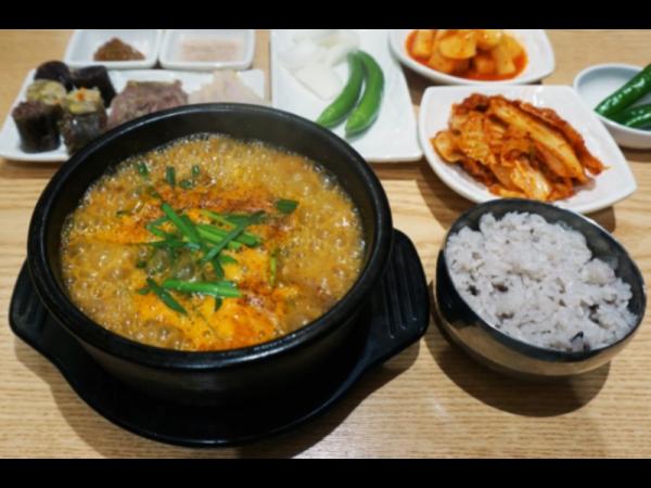 [경남 함안군] 해장도되고 든든한 돼지국밥