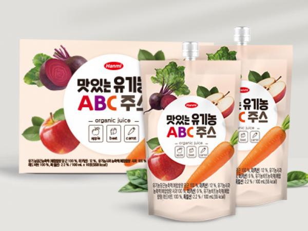 [배송] 가온 아이앤씨 ABC 쥬스