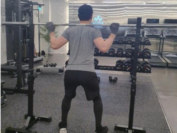[마인드머슬] 분리형스쿼트랙