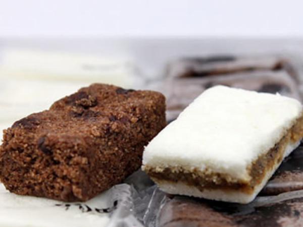[착한떡 부산직영점] 꿀백설기+초코설기 반반세트