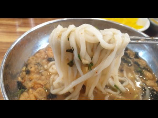 [기자단] 춘하추동칼국수