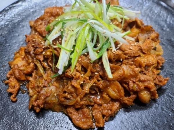 [배송] 성효정 고추장돼지불고기 + 간장돼지불고기