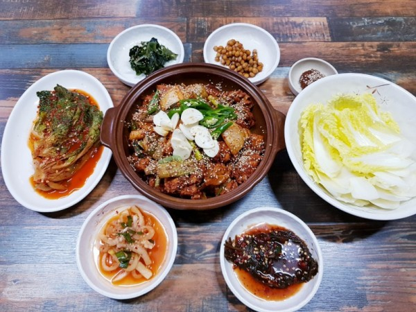 [경남 밀양] 고가식당