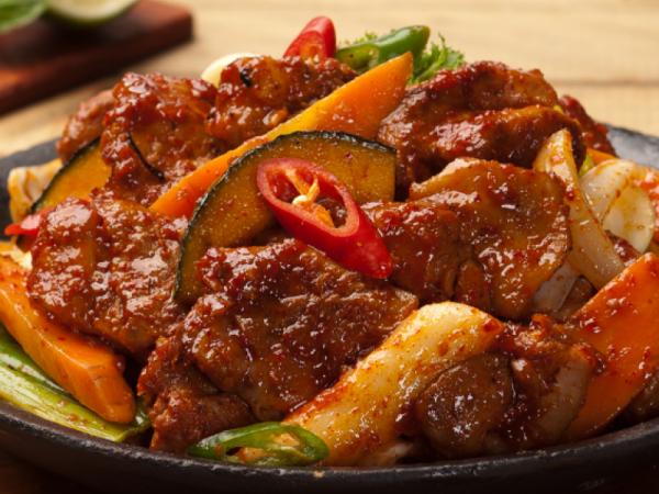 [배송] 춘천그린식품강명희 뼈없는 맛있는 춘천웰빙 냉장 닭갈비