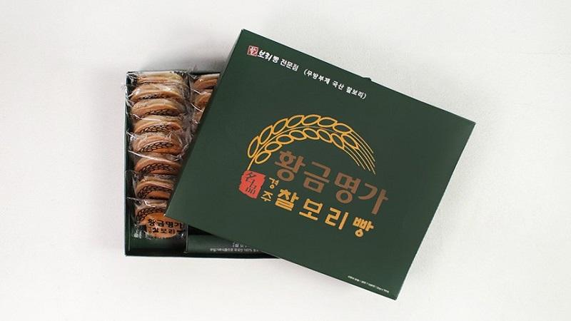 [배송] 황금명가 경주찰보리빵 경주 찰보리빵