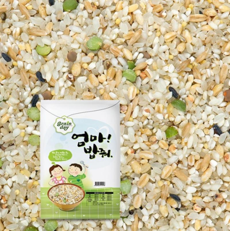 [배송] 오버파워푸드 쌀 10kg 햅쌀