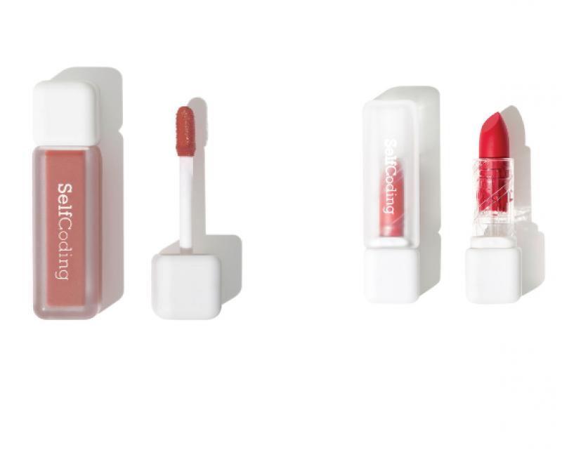 셀프코딩 리퀴드 틴트 + 소프트 립스틱 (색상랜덤)